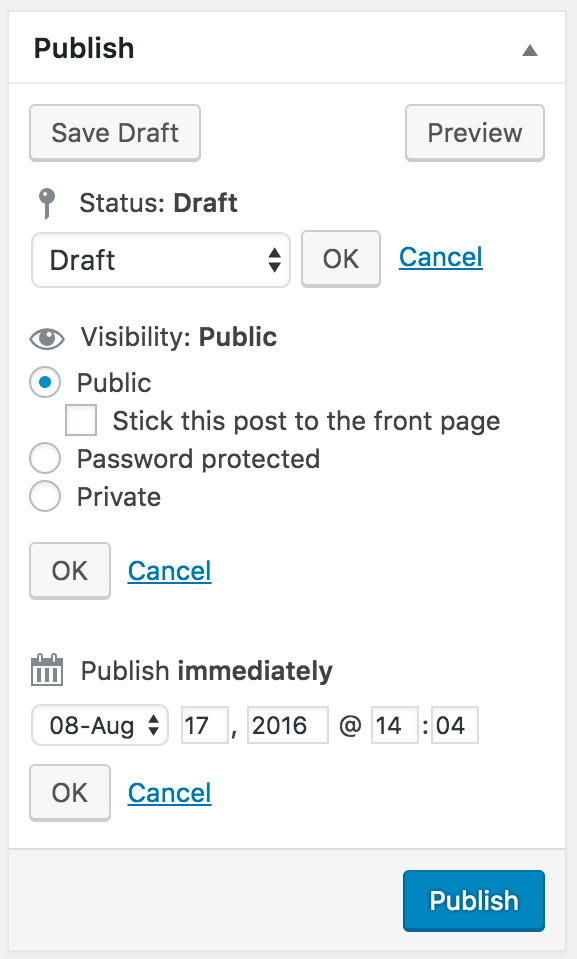 How-To-Post-A-Blog-On-WordPress-publish