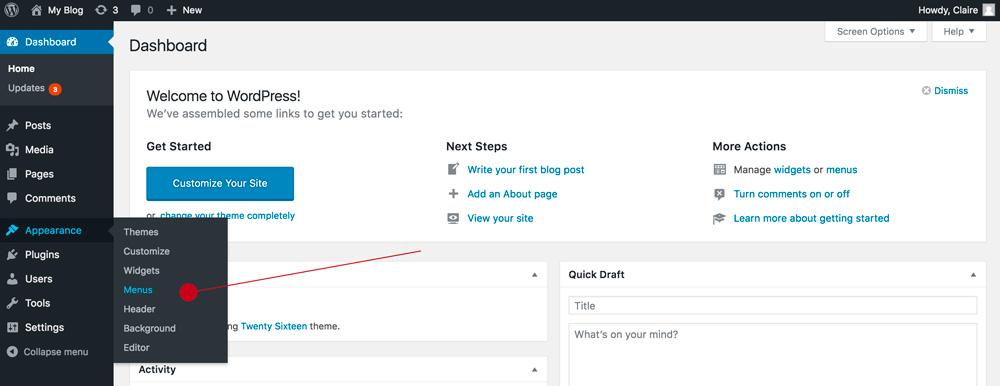 Set-Up-A-Menu-In-WordPress-1