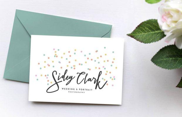 Branding & Website Design for Sidey Clark Photography