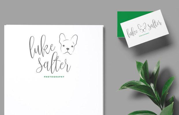 Branding for Luke Salter Photography