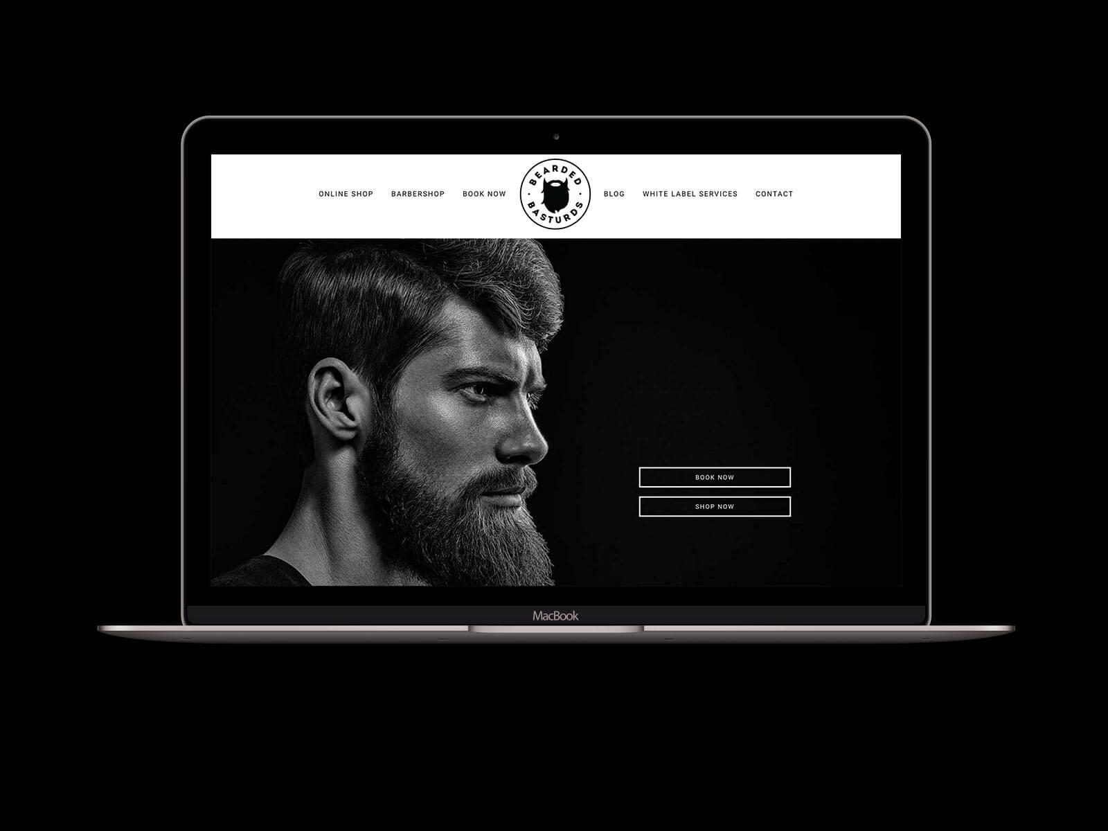 Bearded-Basturds-Website-Design-Ecommerce