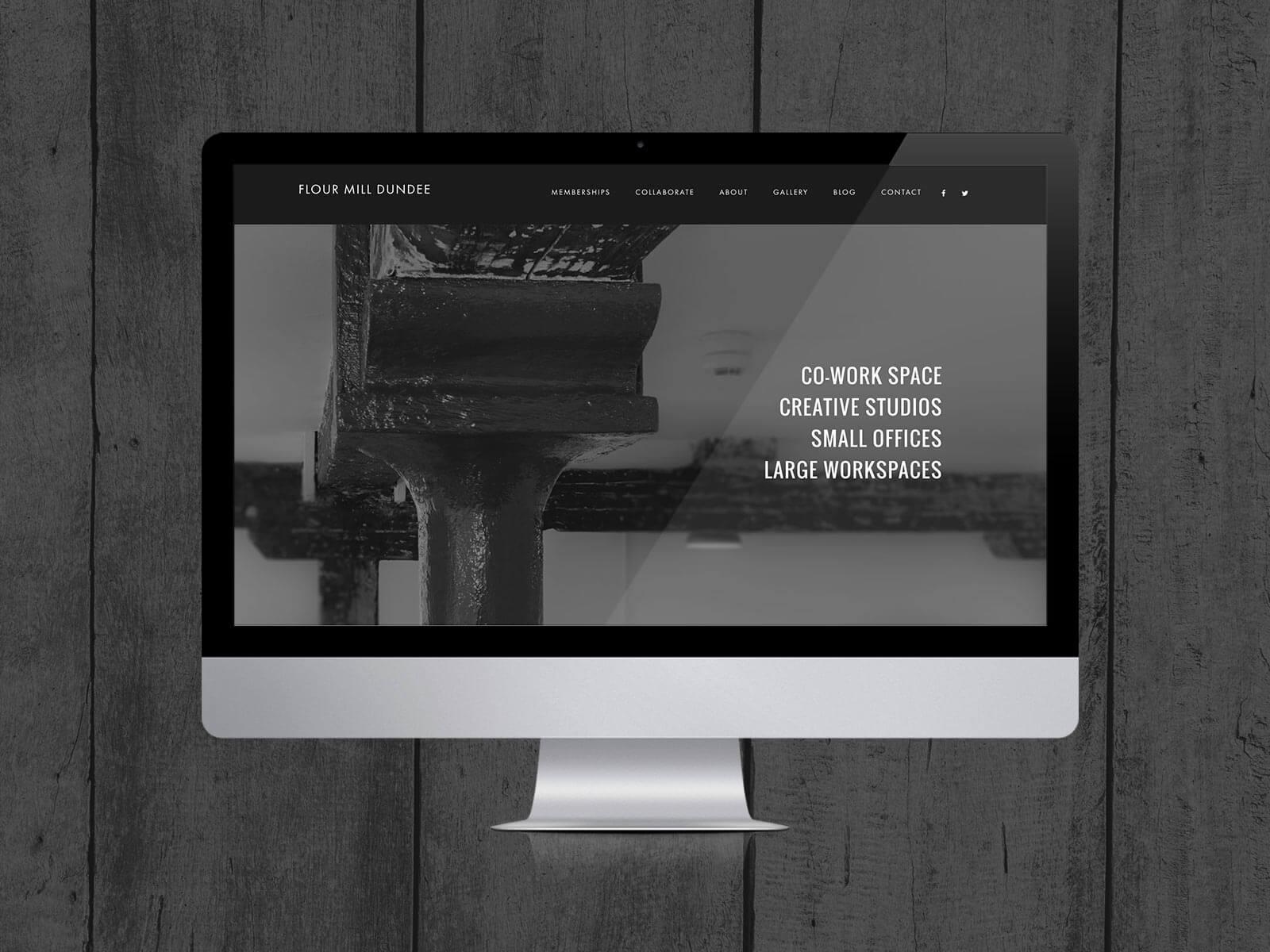 Flour-Mill-Website-Design-Dundee