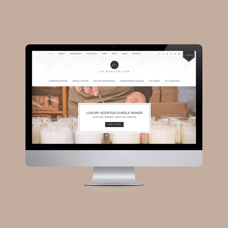 website designer fife