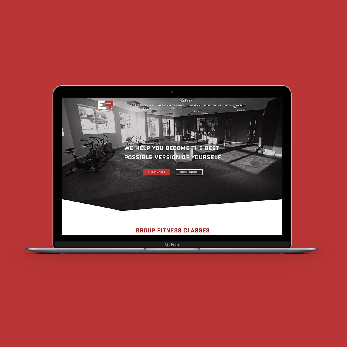 Small-Business-Website-Design-Falkirk-Fitness-Gym-Website